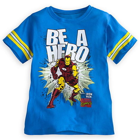 This one's for BOYS, because BOYS ARE HEROES.